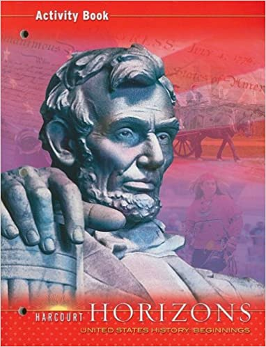 Harcourt horizons activity book grade 5 united states history harcourt horizons activity book grade 5 united states history beginning 1st edition fandeluxe Images
