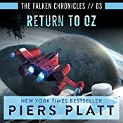 Return to Oz: The Falken Chronicles, Book 3 | Piers Platt