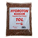 Hydroton Clay Pebbles | 10 Liter | Expanded Clay Growing Media