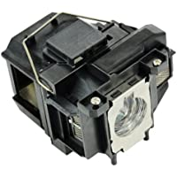 eWorldlamp EPSON ELPLP67 V13H010L67 high quality Projector Lamp Bulb with housing Replacement