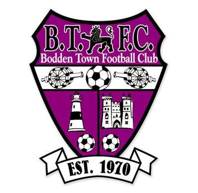 - Bodden Town FC - Cayman Islands Football Soccer Futbol - Car Sticker - 5