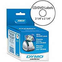 LABEL, DYMO CD/DVD 2-1/4, 160 ROLL Electronic Computer