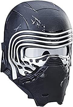 Star Wars Last Jedi Kylo Ren Electronic Voice Changer Mask