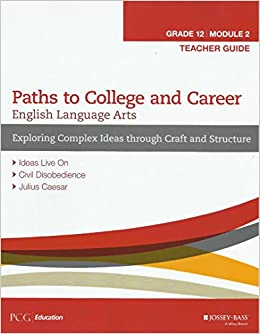 Paths To College And Career Grade 12 Module 2 Teacher Guide