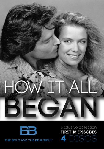 The Bold And The Beautiful  How It All Began  4 Disc Set