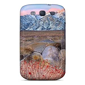 Protective Tpu Cases With Fashion Design For Galaxy S3