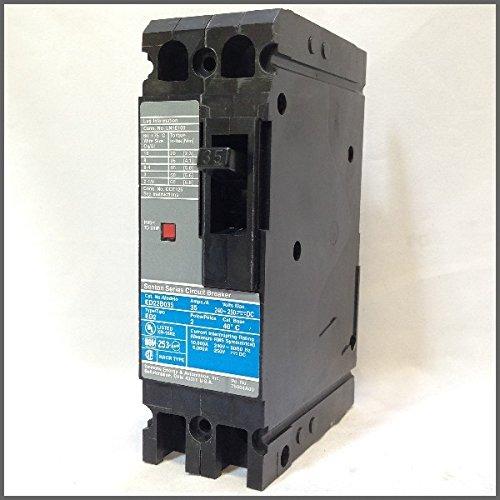 Siemens Distribution And Controls - Ed42B100L