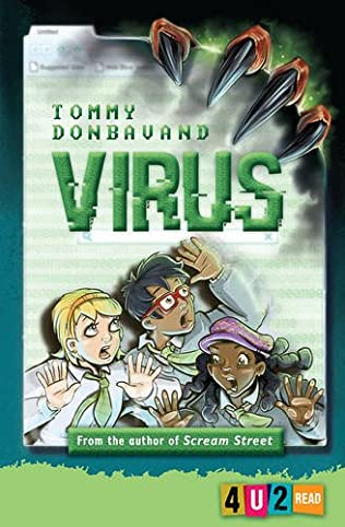 book cover of Virus