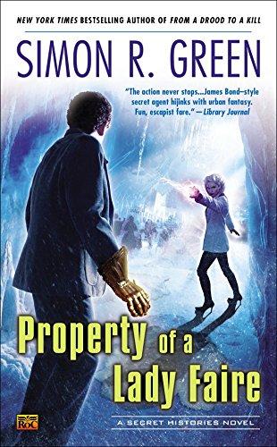 Property of a Lady Faire (Secret Histories)