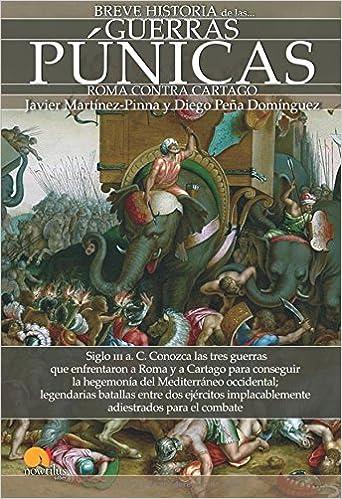 Breve historia de las Guerras Púnicas (Spanish Edition): Javier ...
