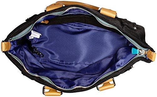 Kipling Life Saver Small, Bolso Bandolera para Mujer, One Size Azul (Urban Blue)