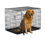 "New World 42"" Double Door Folding Metal Dog Crate,..."