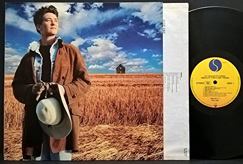 k.d. lang & The Reclines: Absolute Torch And Twang LP VG++/NM Canada (Absolute Torch)
