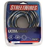Streetwires UCT1225BL 12 Ga Speaker Home/Car Wire 25 Ft