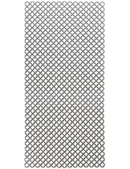 """mDesign Sink Protector Mat for Kitchen Sinks - Extra Large, 12"""" x 25"""", Graphite"""