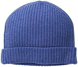 Williams Cashmere Men's Ribbed Hat, Blue, One Size (B00KQAI7IG) | Amazon price tracker / tracking, Amazon price history charts, Amazon price watches, Amazon price drop alerts
