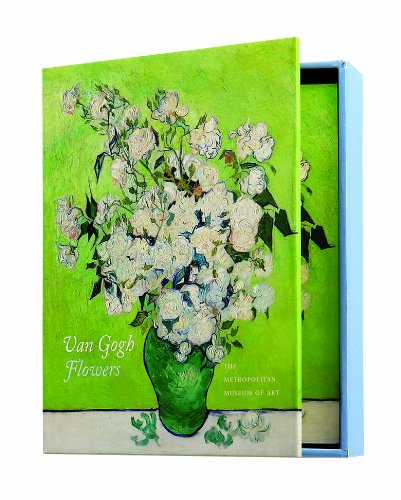 Van Gogh Note (Metropolitan Museum of Art Keepsake Boxed Notes, Van Gogh Flowers (MN801))