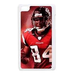 Atlanta Falcons iPod Touch 4 Case White persent zhm004_8586353