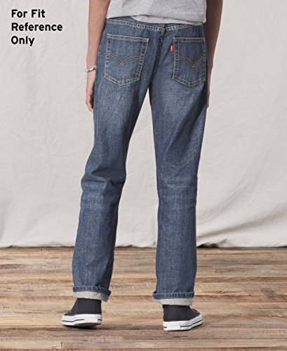 Levi's Boys' Toddler 514 Straight Fit Jeans, Blue Creek, 4T by Levi's (Image #4)