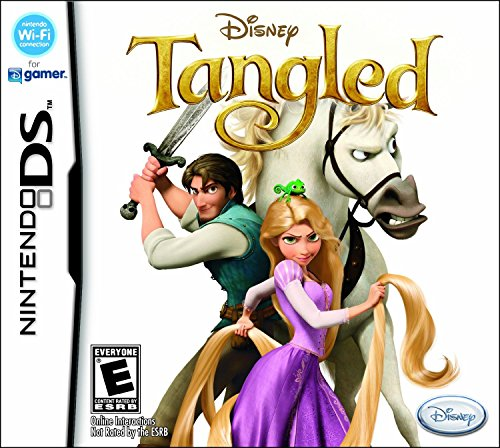 Disney Tangled - Nintendo DS (Nintendo Ds Lite Games Sports)