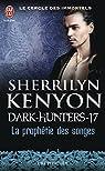 Le cercle des immortels, Tome 17 : La prophétie des songes par Kenyon