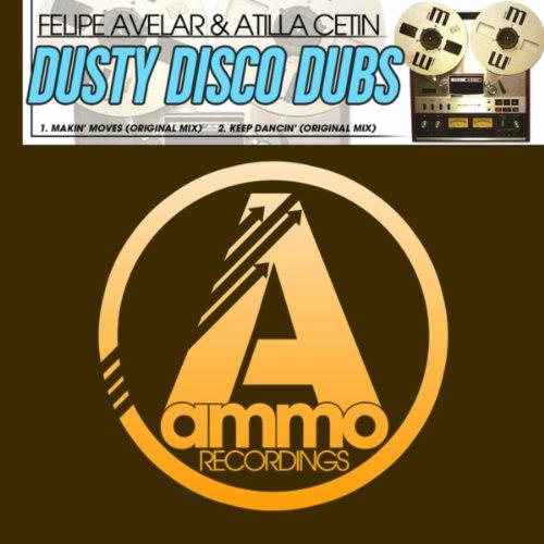 Amazon.com: Dusty Disco Dubs: Felipe Avelar & Atilla Cetin
