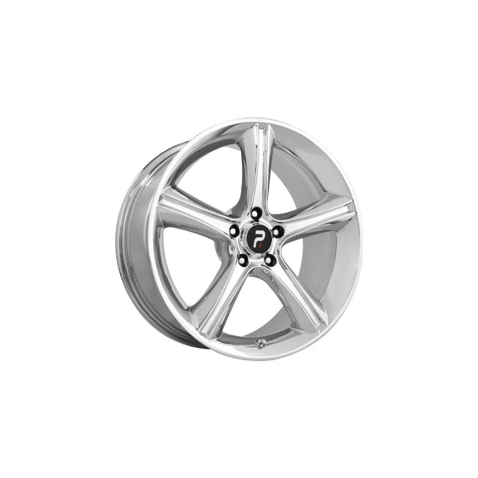 Strada Replicas 109 18 Chrome Wheel / Rim 5x4.5 with a 45mm Offset and a 70.6 Hub Bore. Partnumber 109C 816545 Automotive