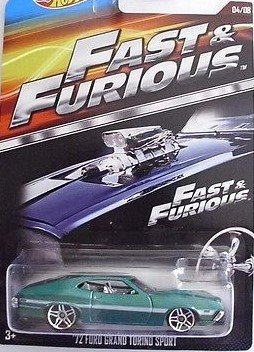 Hot Wheels 2015 FAST AND FURIOUS RELEASE EXCLUSIVE GREEN ...