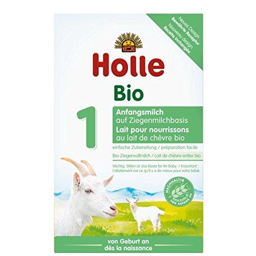 Holle bio de Comienzo Leche 1 A Base De Leche de Cabra, 4 unidades (