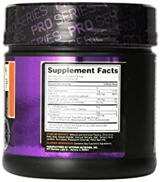 Optimum Nutrition Pro BCAA Drink Mix, Fruit Punch, 20 Servings 13.07 Ounce