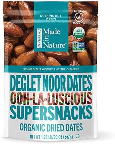 Made in Nature Deglet Noor Dates