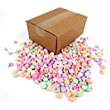 NECCO Sweethearts Conversation Hearts, 1 lb Bag Frustration Free Packaging
