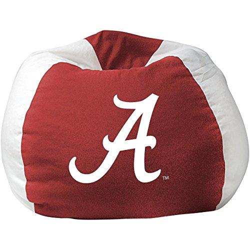 Bag Chair 102 Bean (The Northwest Company Alabama Crimson Tide Bean Bag Chair)