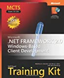 img - for MCTS Self-Paced Training Kit (Exam 70-526): Microsoft .NET Framework 2.0 Windows-Based Client Development book / textbook / text book