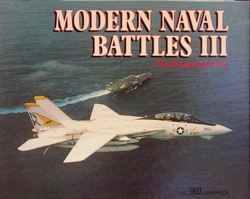 WWW: Modern Naval Battles III, the Expansion Kit