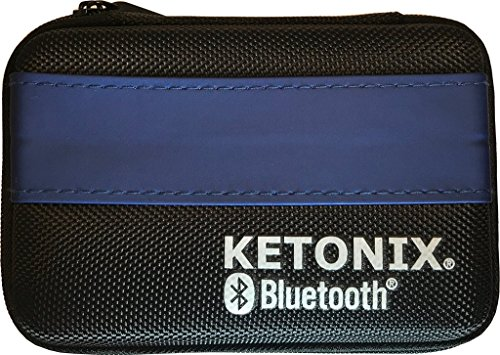 KETONIX BLUETOOTH connection to your Smart Device AND BATTERY PACK. Reusable Breath Ketone Level Analyzer with Painfree, not strips required, one time fee by KETONIX (Image #5)