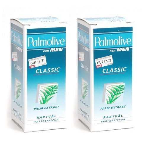 Palmolive for Men Classic Shave Stick :-: 2 Pack Value, used for sale  Delivered anywhere in USA