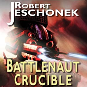 Battlenaut Crucible Audiobook