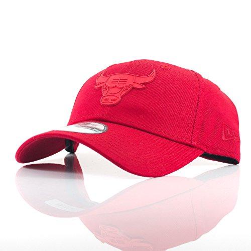 New Era - Gorra de béisbol - para hombre Rojo rosso Talla única 30 ... 974955a60dc