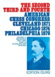 The Second, Third and Fourth American Chess Congress, George W. Mackenzie, 3283000891