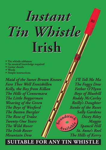 - Instant Tin Whistle Irish