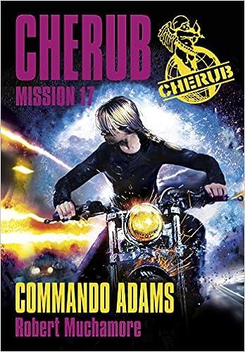 Cherub 17 - Commando Adams FR