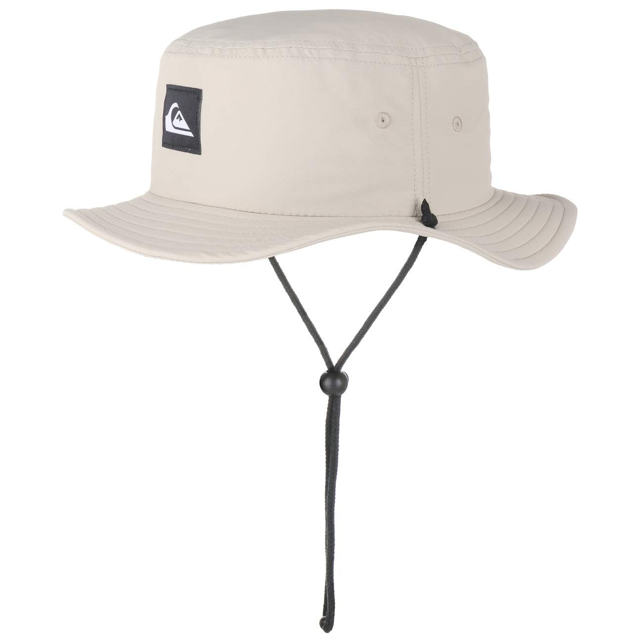 Quiksilver Bushmaster Light - Bucket Hat for Men - Bucket Hat - Men -  Beige  Amazon.co.uk  Shoes   Bags 778fa31d129