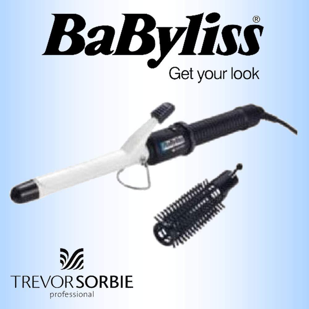 BaByliss - Rizador de pelo profesional de cerámica con 15 ...