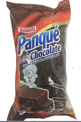 Bimbo (Panque Chocolate/ Chocolate Cake)