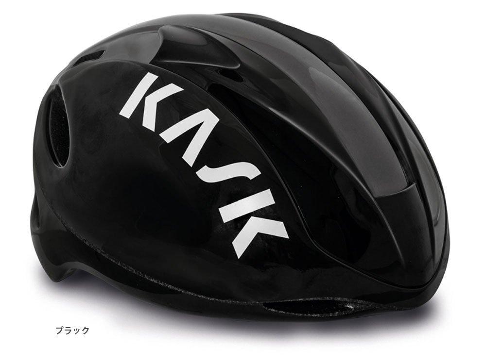 KASK(カスク) INFINITY エアロロードヘルメット ブラック Large  B01DQ9XDYG