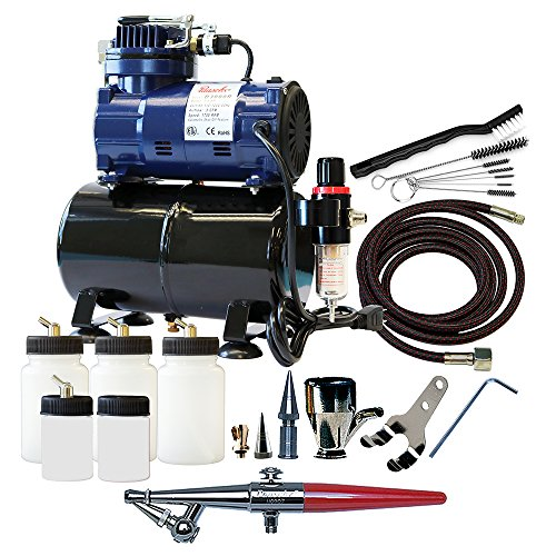 Paasche Airbrush H-300R Single Action Airbrush Set for sale  Delivered anywhere in USA