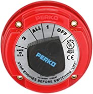 Seachoice 11501 Battery Selector Switch, Red, One Size