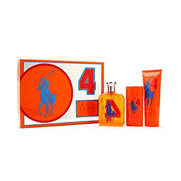 25f6d4ac77 Ralph Lauren The Big Pony No. 4 Fragrance Collection 3 Piece Gift Set
