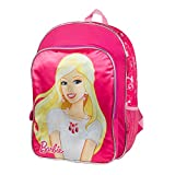 Best Barbie Book Bags - Barbie Deluxe Super Cute Girls School Bag Large Review